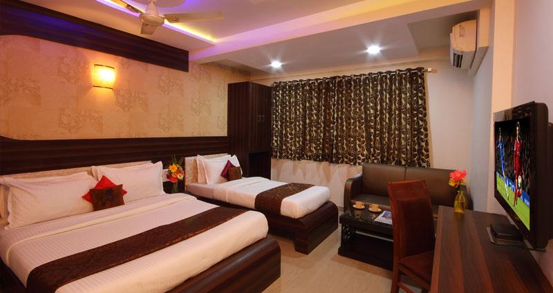 Hotel Railway Inn