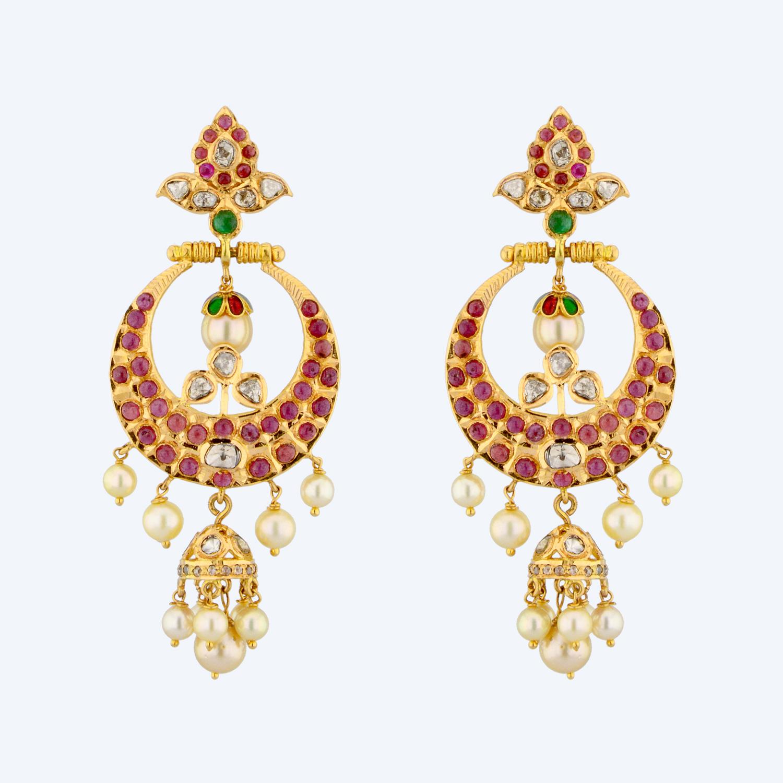 Sri Jagdamba Pearls Gold Diamond