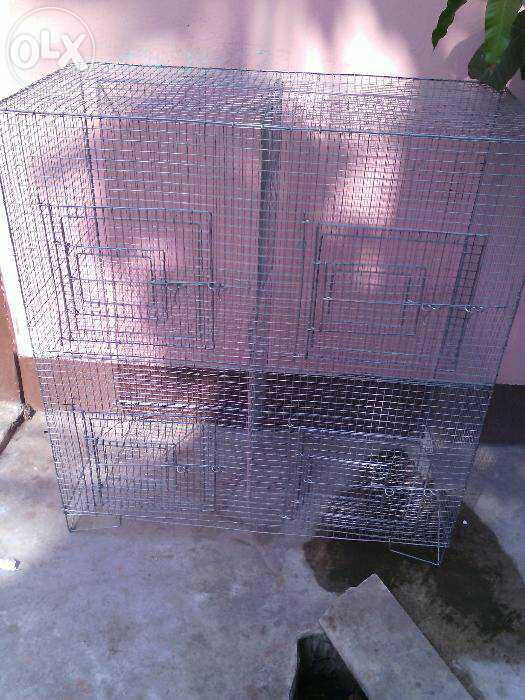Saha Cages