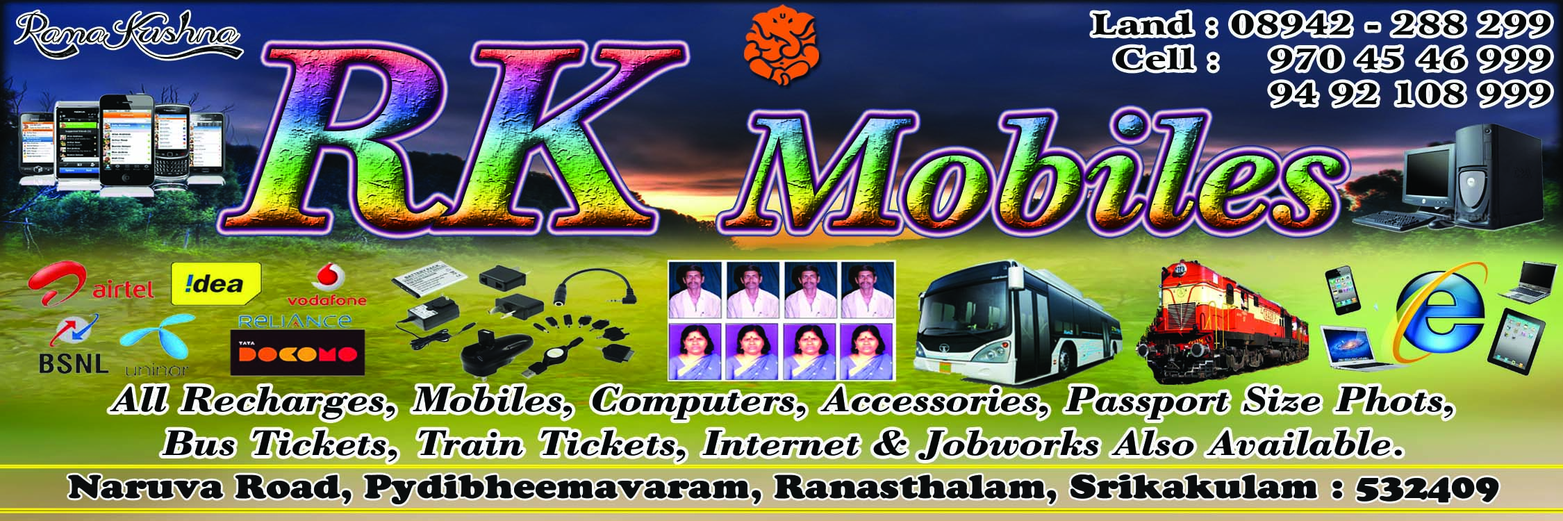 RK MOBILES