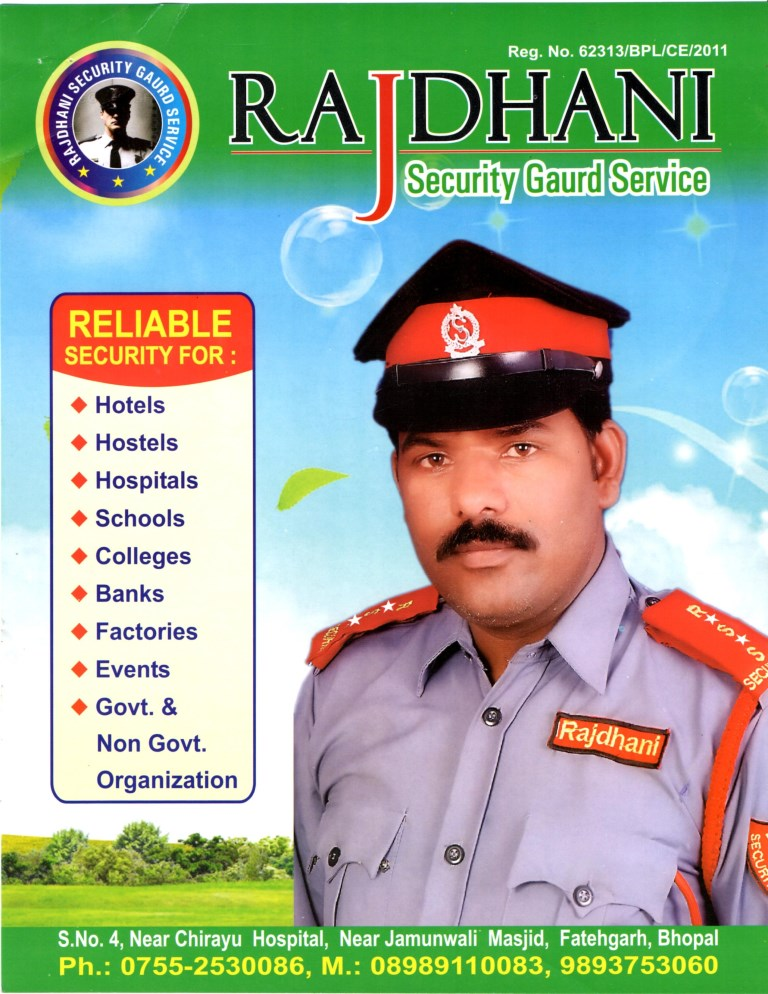 Rajdhani Security Gaurd Services