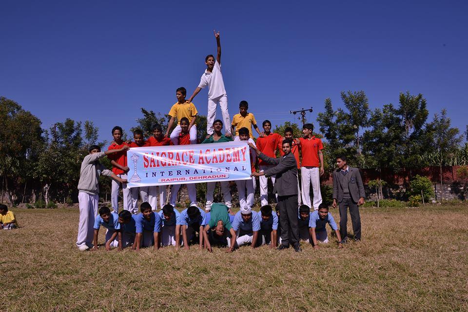 Saigrace Academy International | Best Residential School in Raipur