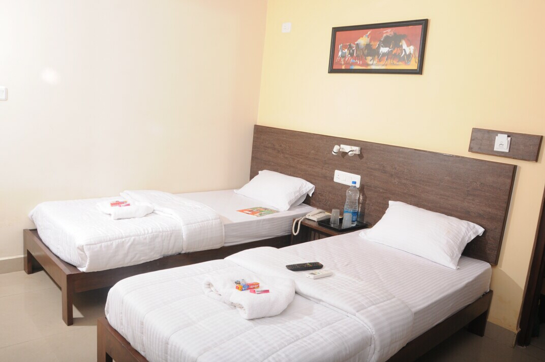 Orangeinn-Hotel Guindy,Chennai