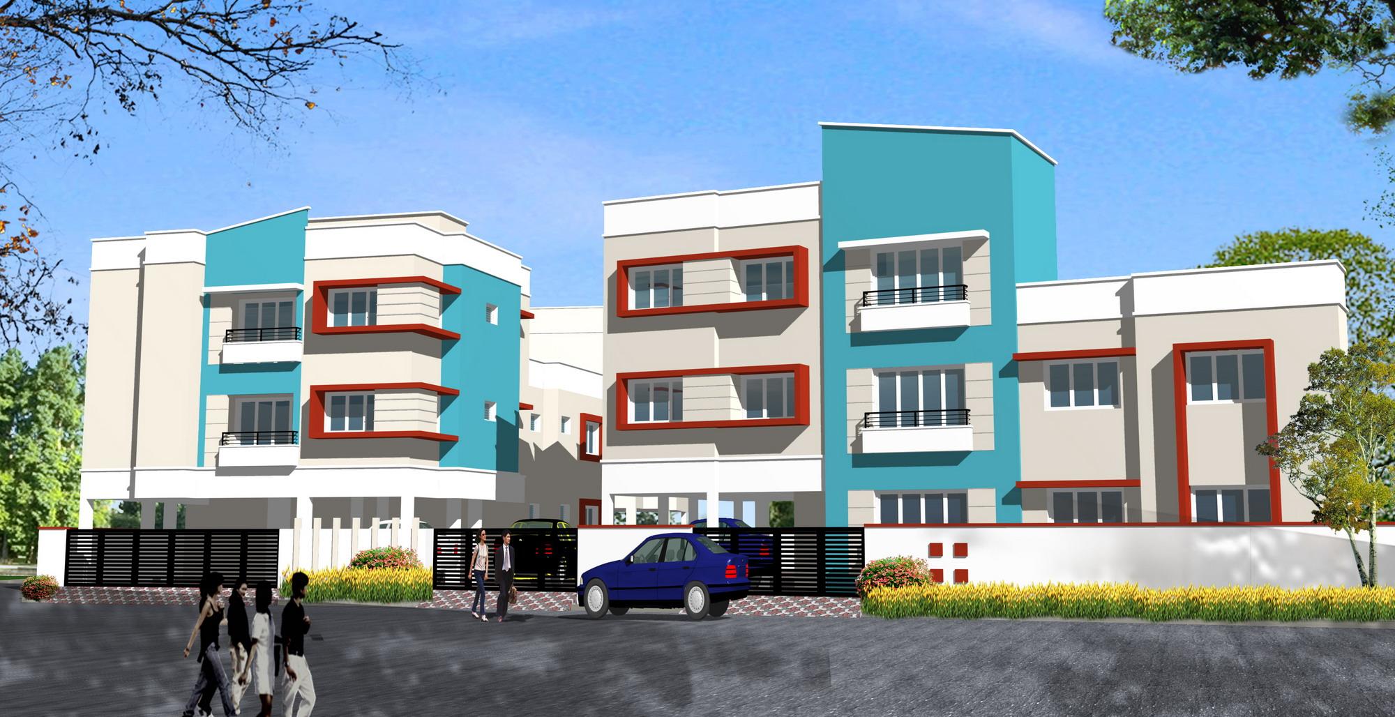 Srushti Interiors and Exteriors Pvt Ltd