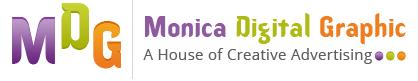 Monica Digital Graphic