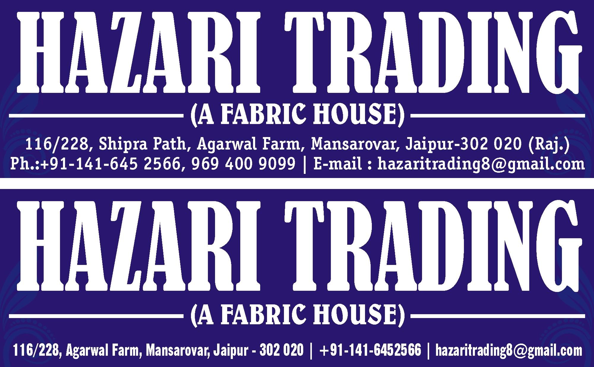 HAZARI TRADING