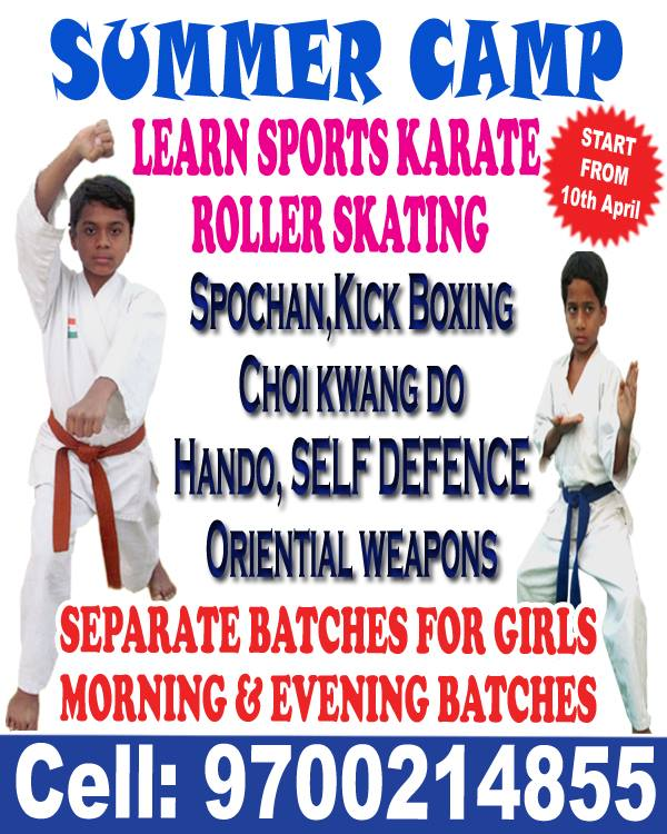 Quthullapur mandal karate-do ASSN.gr road R M NAGAR B