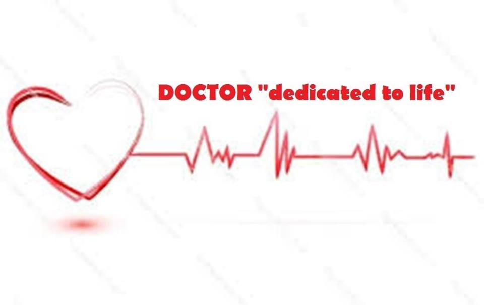 "Doctor ""dedicated to life"""