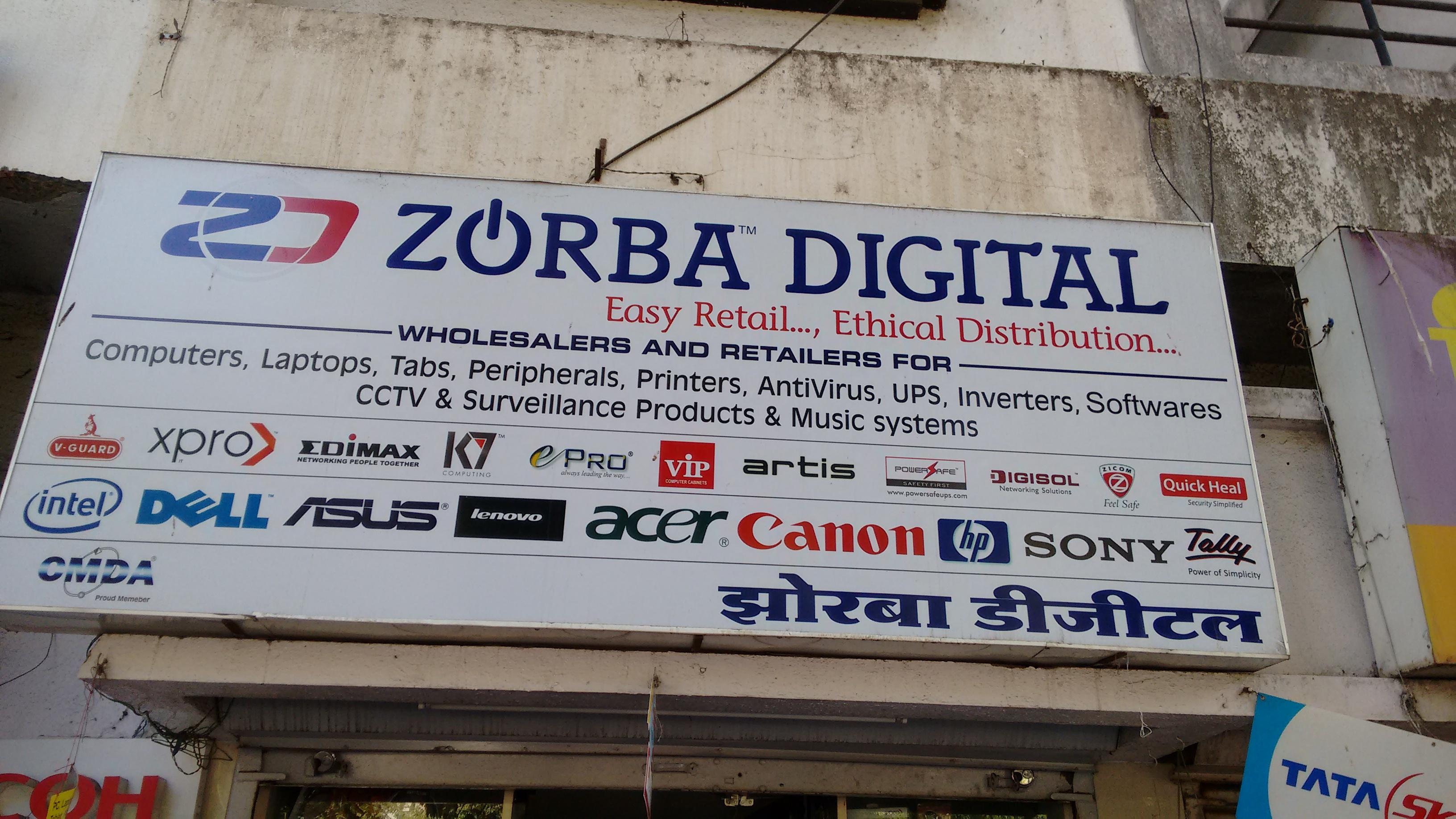 Zorba Digital