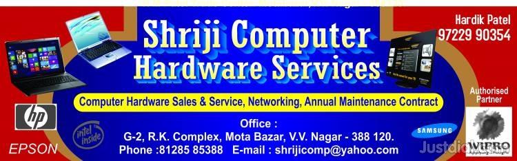 Shreeji Computer & Hardware Services