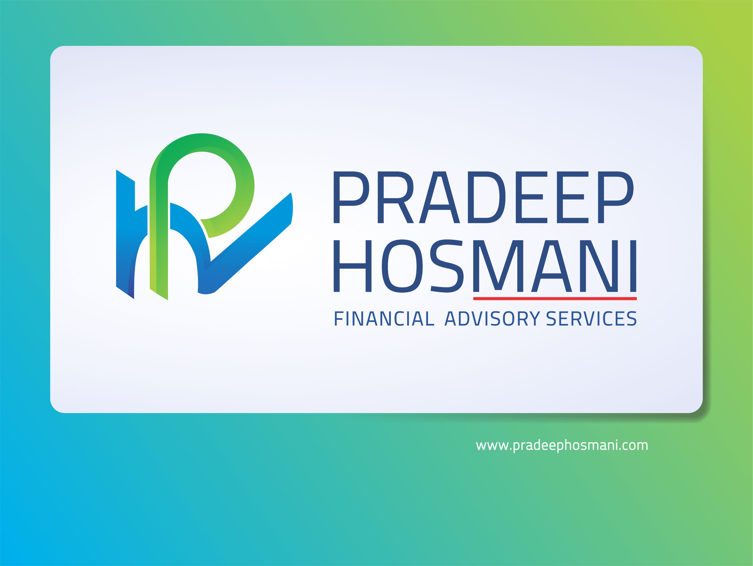 Pradeep Hosmani Finanacial Advisory Services