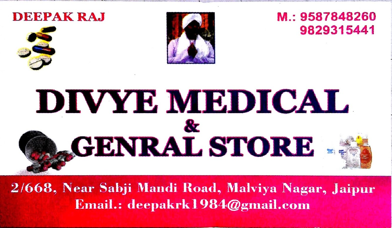 Divye Medical & General Store