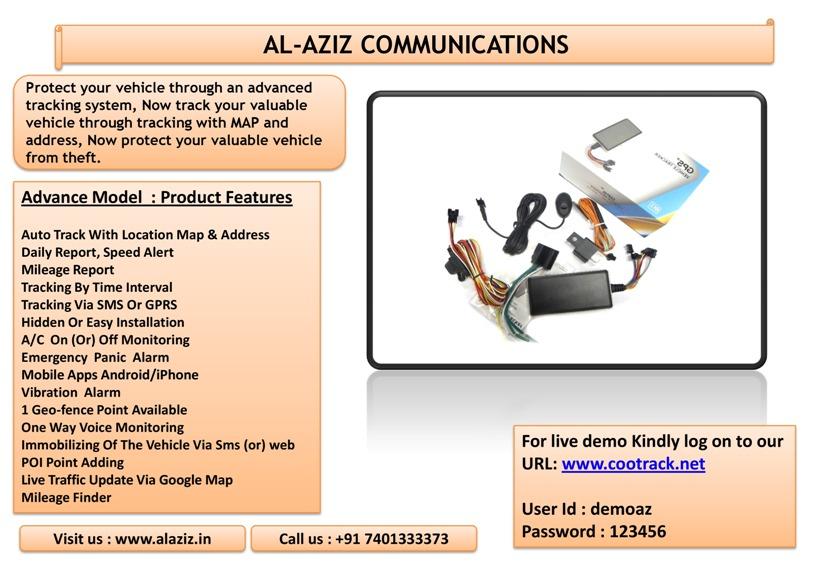 ALAZIZ COMMUNICATIONS