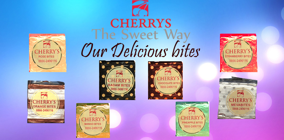Cherrys The Sweets Way