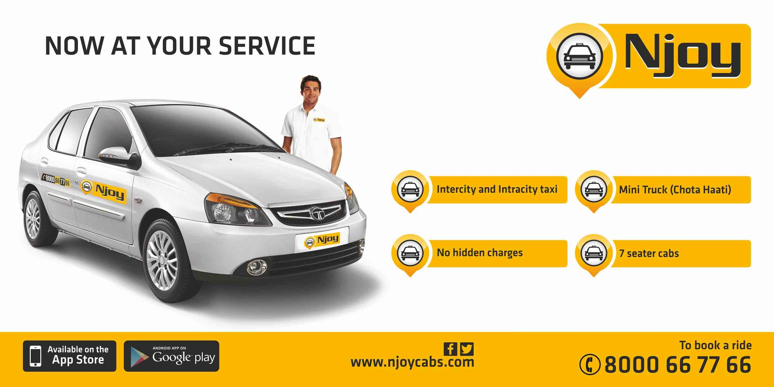 Njoy Cabs