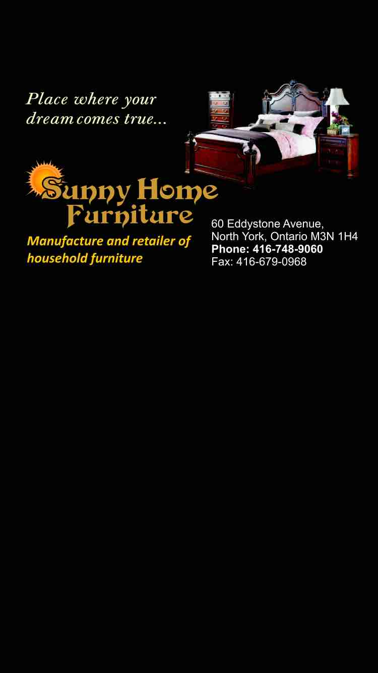 Sunny Home Furniture