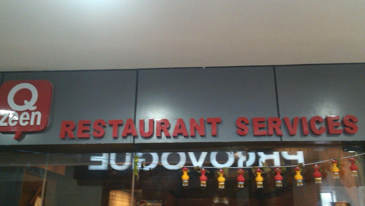 Qzeen The Restaurant Service