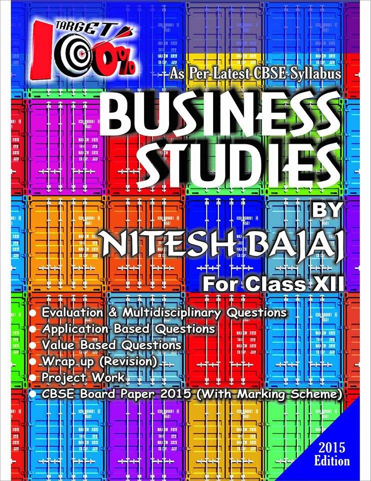 BUISNESS STUDIES BY NITESH BAJAJ