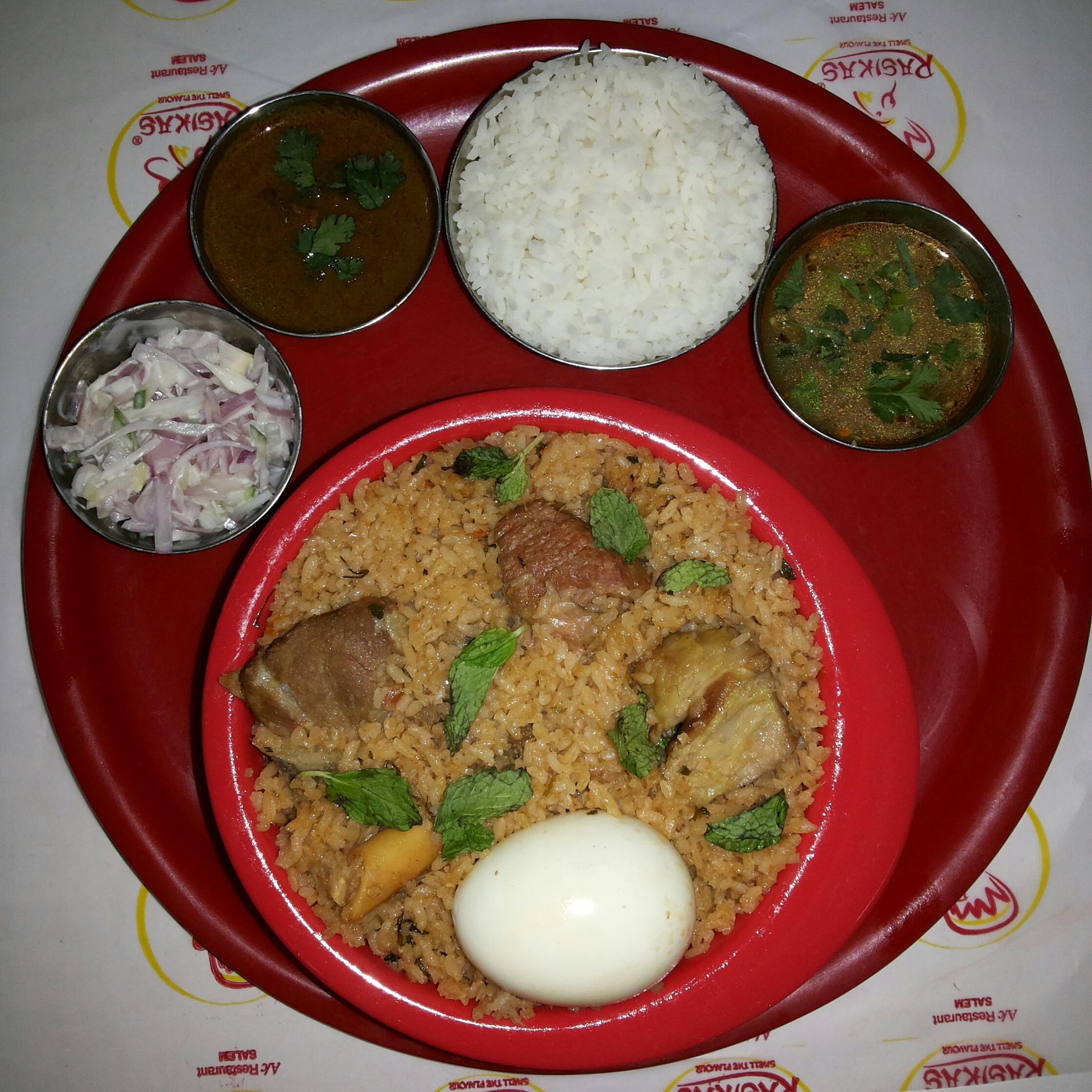 Rasikas Restaurant