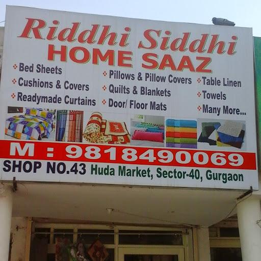 Riddhi Siddhi Homesaaz