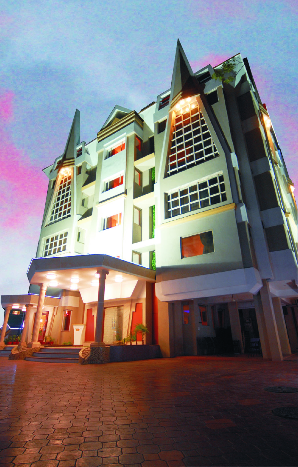 Epsilon the Hotel