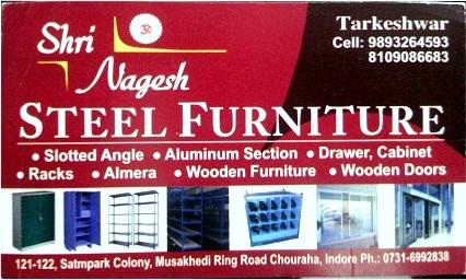 Shri Nagesh Steel Furniture
