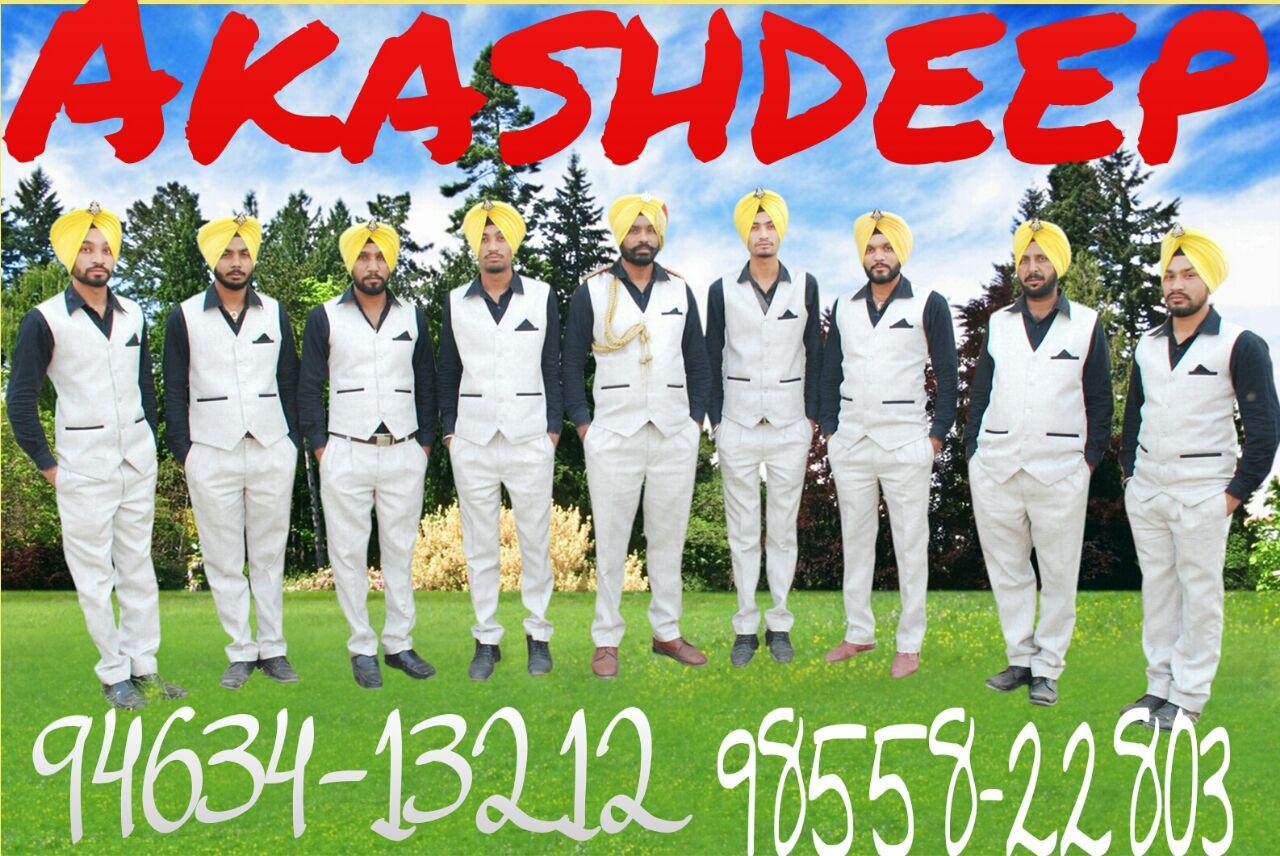 Akashdeep Entertainment Pipe Band