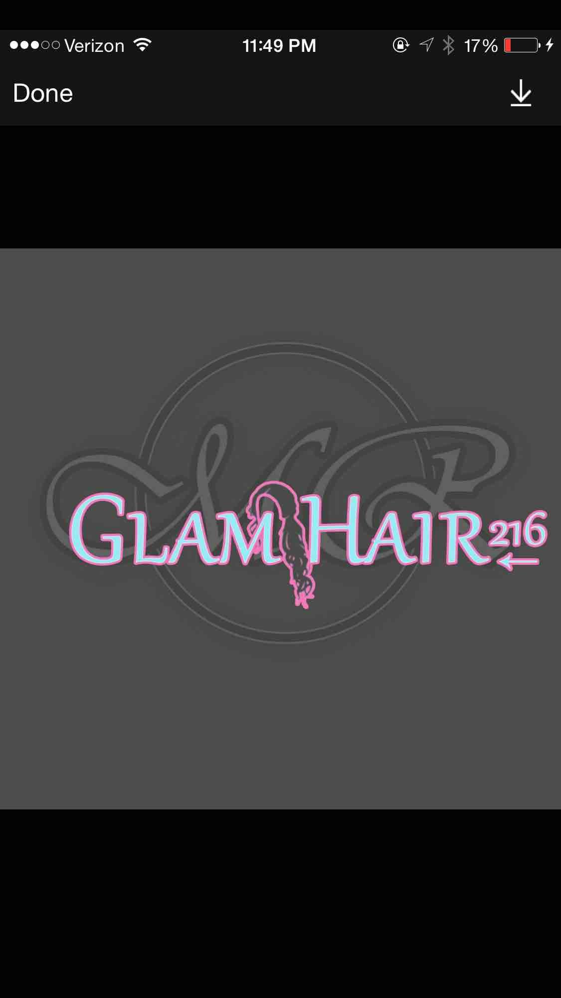 Glam Hair 216