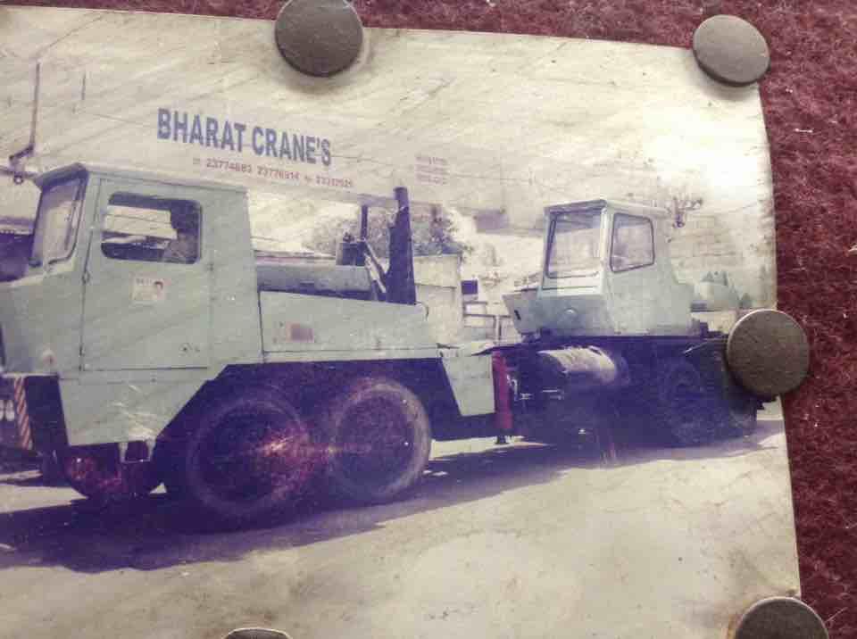 BHARAT CRANE