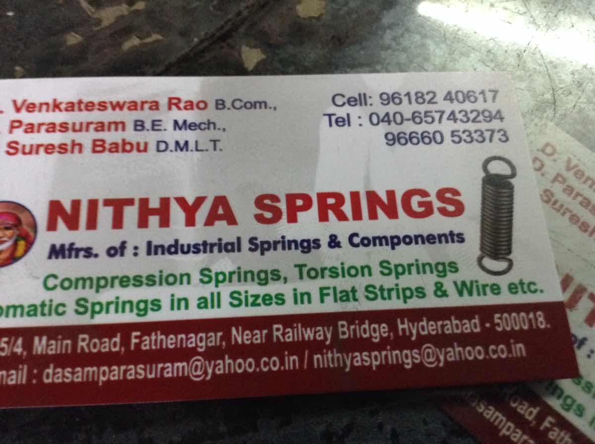 Nithya Springs