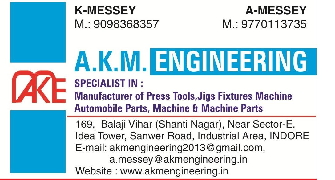 Akm Engineering Indore
