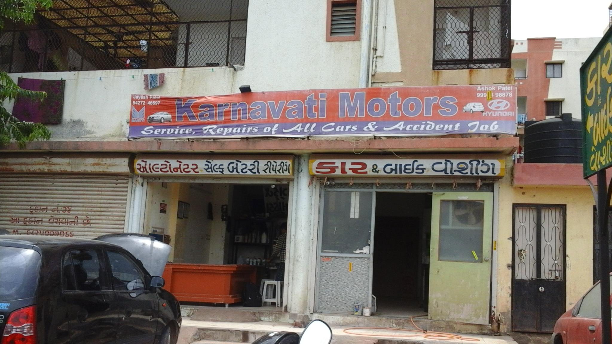 Karnavati Motors
