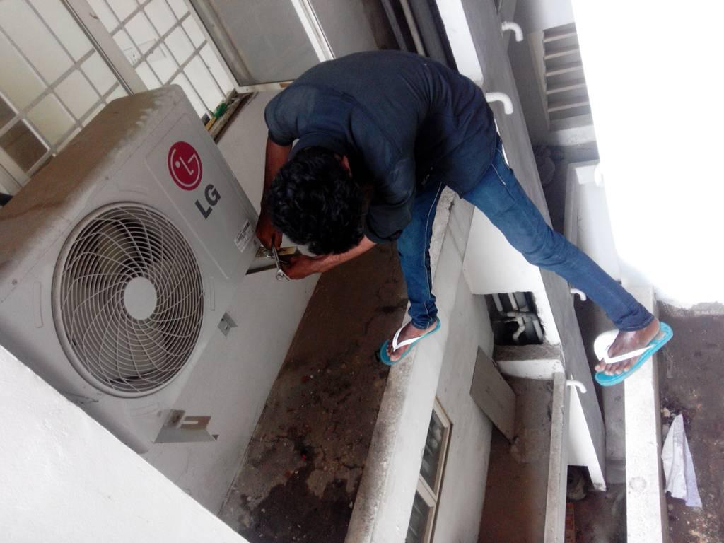 Cloffin Air Condition Works