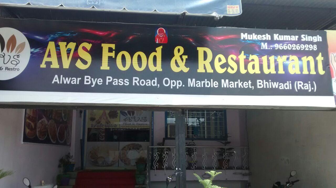 Avs Food & Restro