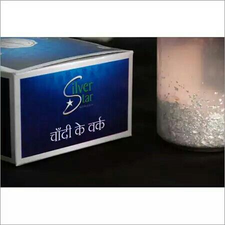 Silver Varakh