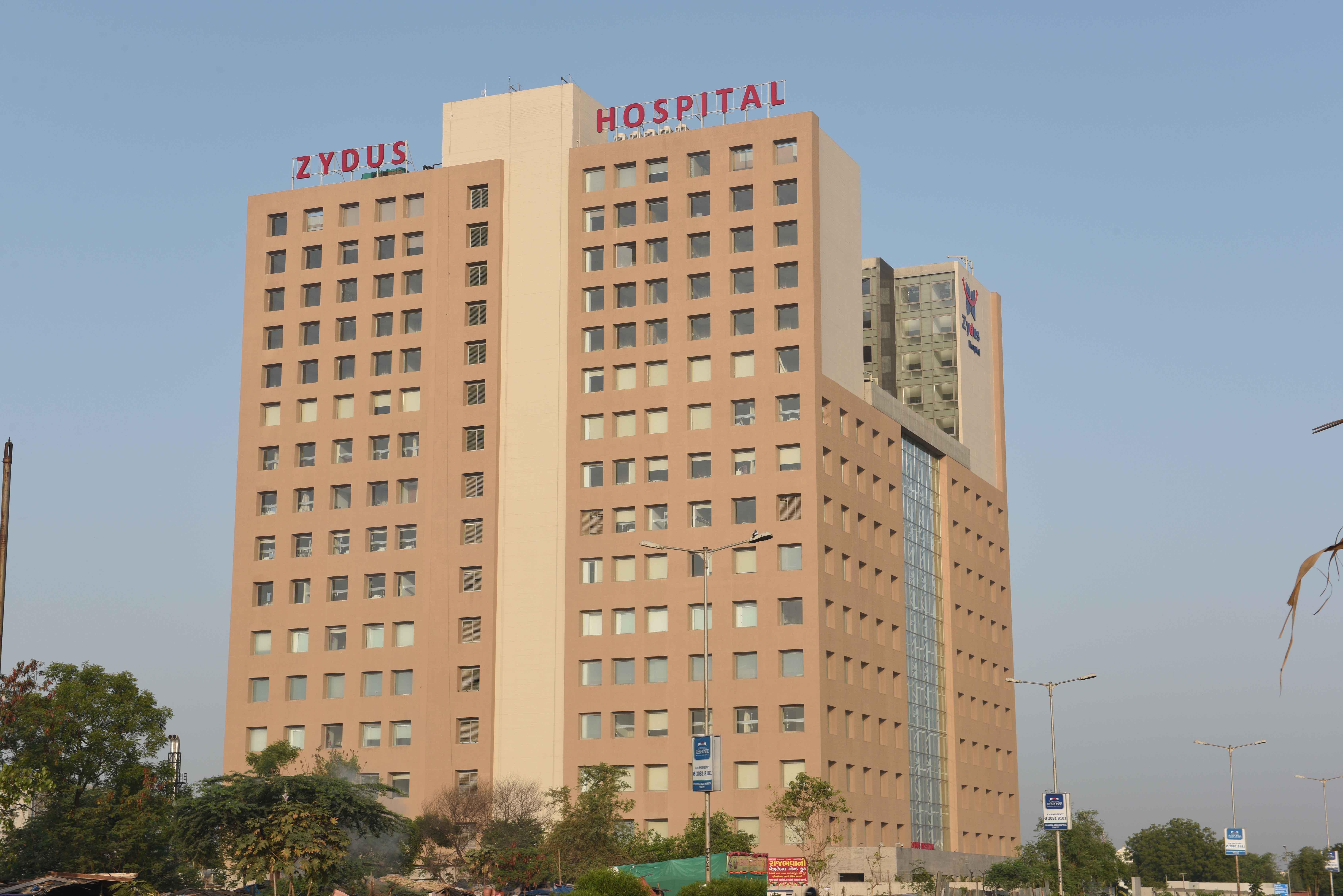Zydus Hospitals  &  Health Care