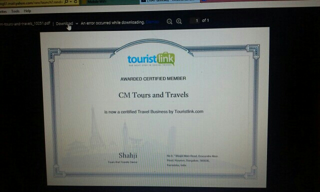 cm tours and travels