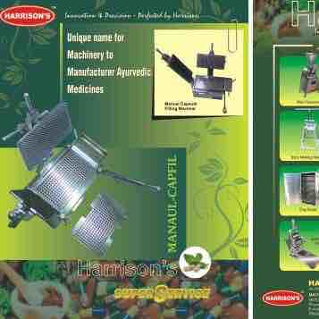 Harrisons Pharma Machinery Pvt Ltd