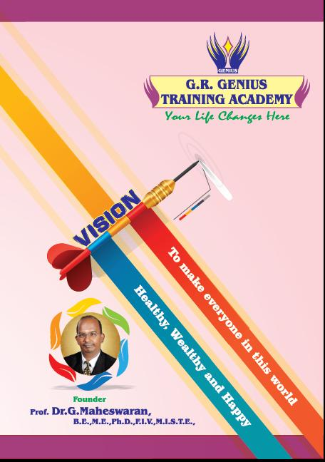 GR Genius Training Academy