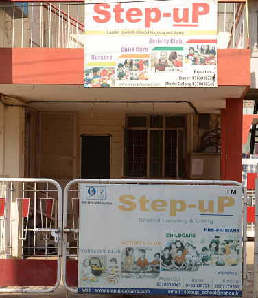 Step Up Pre School &  Day Care