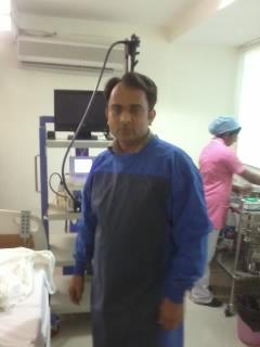 Dr Vineet Chauhan