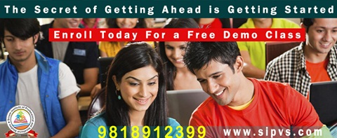 Sriram Institute of Professional and Vocational Studies (SIPVS) | Rohini | 9818912399