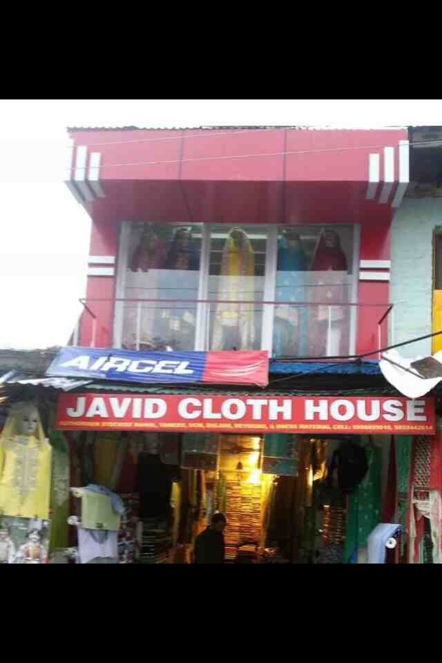 JAVID CLOTH HOUSE