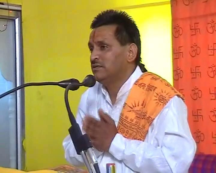 Pandit Shri Om Prakash Tiwari (Shastri Ji)