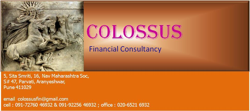 COLOSSUS Financial Consultancy