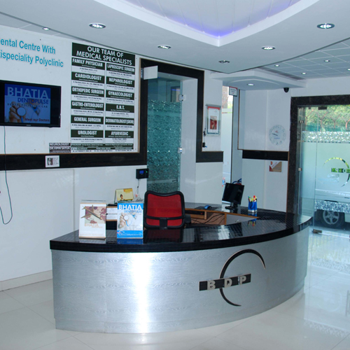 Bhatia Dentopulse Janakpuri New Delhi