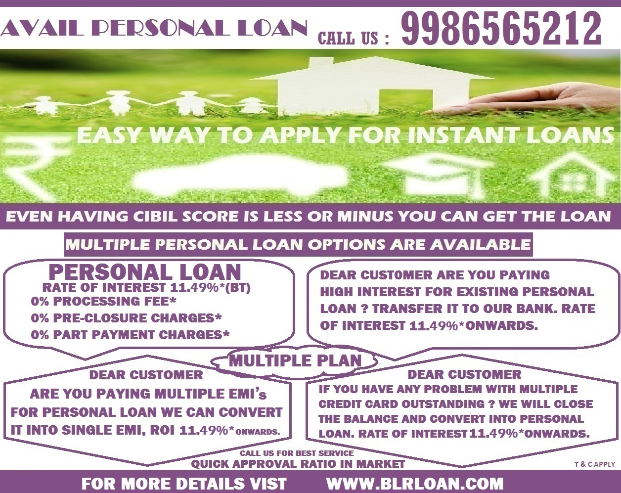 Book My Personal  Loan