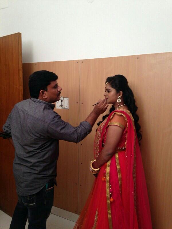 Bridal Makeup Studio srisarath