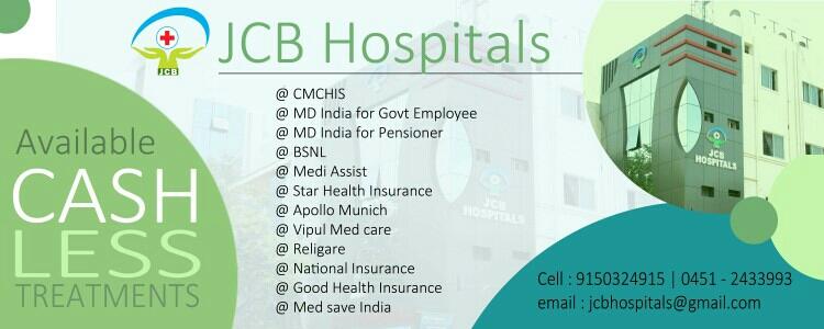 JCB HOSPITALS