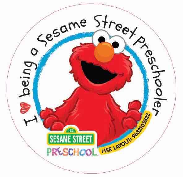 Sesame Street Preschool, HSR Layout